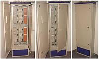 ШР-600М - шкаф распределительный телефонный стальной двухдверный, на 600 / 1200 пар проводов (Украина)