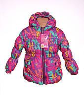 Курточка для девочек 1-4 лет, фото 1