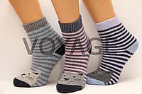 Детские носки с шерсти с махрой SL