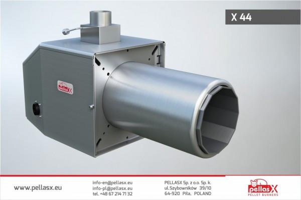 Пеллетная горелка Pellasx X MINI 44