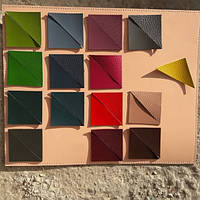 Новые поступления кожи! Этой осенью в нашей коллекции 20 цветов!