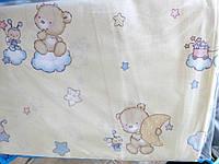 Детское постельное белье Медвежата бязь