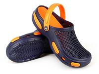 Женские (подростковые) сабо/ кроксы из ЭВА. Модель: 115531. Размеры: 36-41.