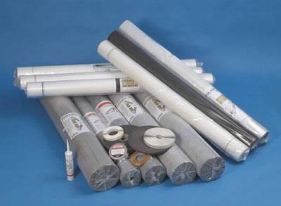 Гідроізоляційні плівки та мембрани