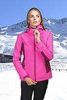 Куртка женская Freever 7607 (soft shell)