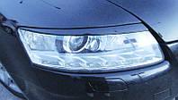 Реснички на Ауди А6 С6 (Audi A6 C6) (2004-2011 год)/комплект