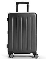 """Чемодан Xiaomi 90 points suitcase Dark Grey темно-серый 28"""" оригинал Гарантия!"""