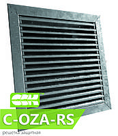 Решетка вентиляционная защитная C-OZA-RS-045