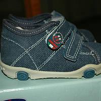 Кроссовки Chicco текстильные для мальчика