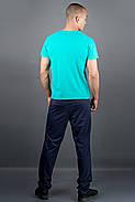 Мужские спортивные штаны Шерон, цвет синий / размерный ряд 50,52, фото 3