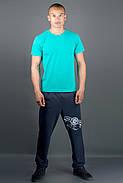 Мужские спортивные штаны Шерон, цвет синий / размерный ряд 50,52, фото 4