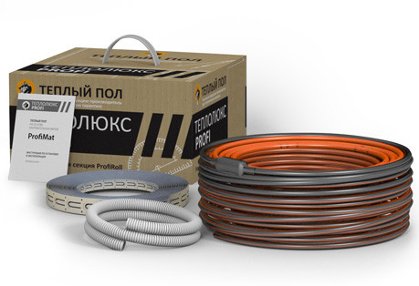 Нагревательный кабель для теплого пола ProfiRoll 480
