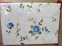Постельное белье Голубые Розы бязь