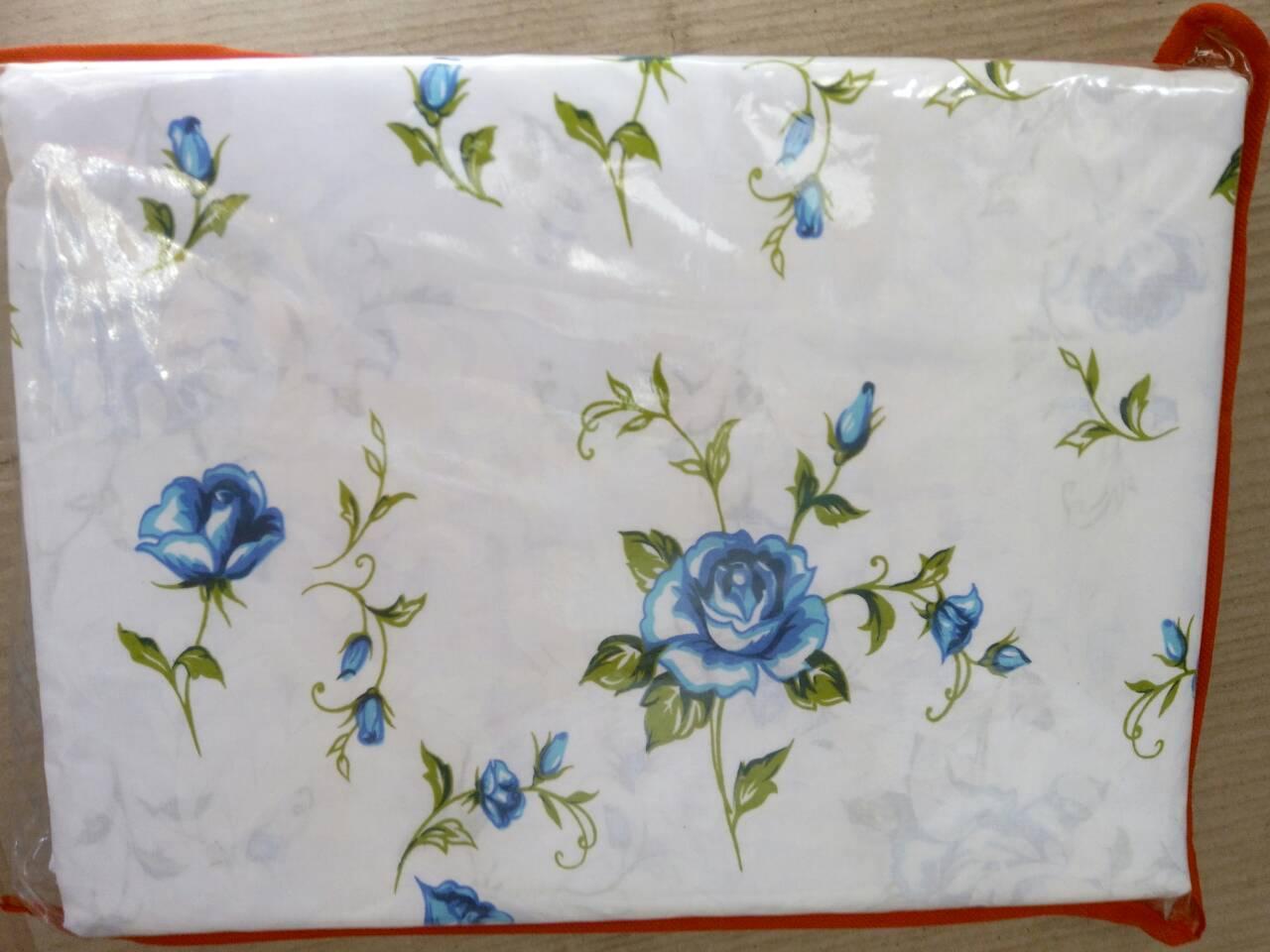 Постельное белье Голубые Розы бязь  - Интернет магазин  Ковер в Хмельницком