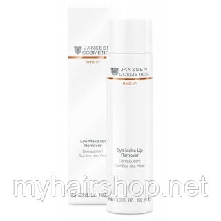 Лосьон для удаления макияжа с глаз JANSSEN Sensitive Skin Eye Make Up Remover 100 мл