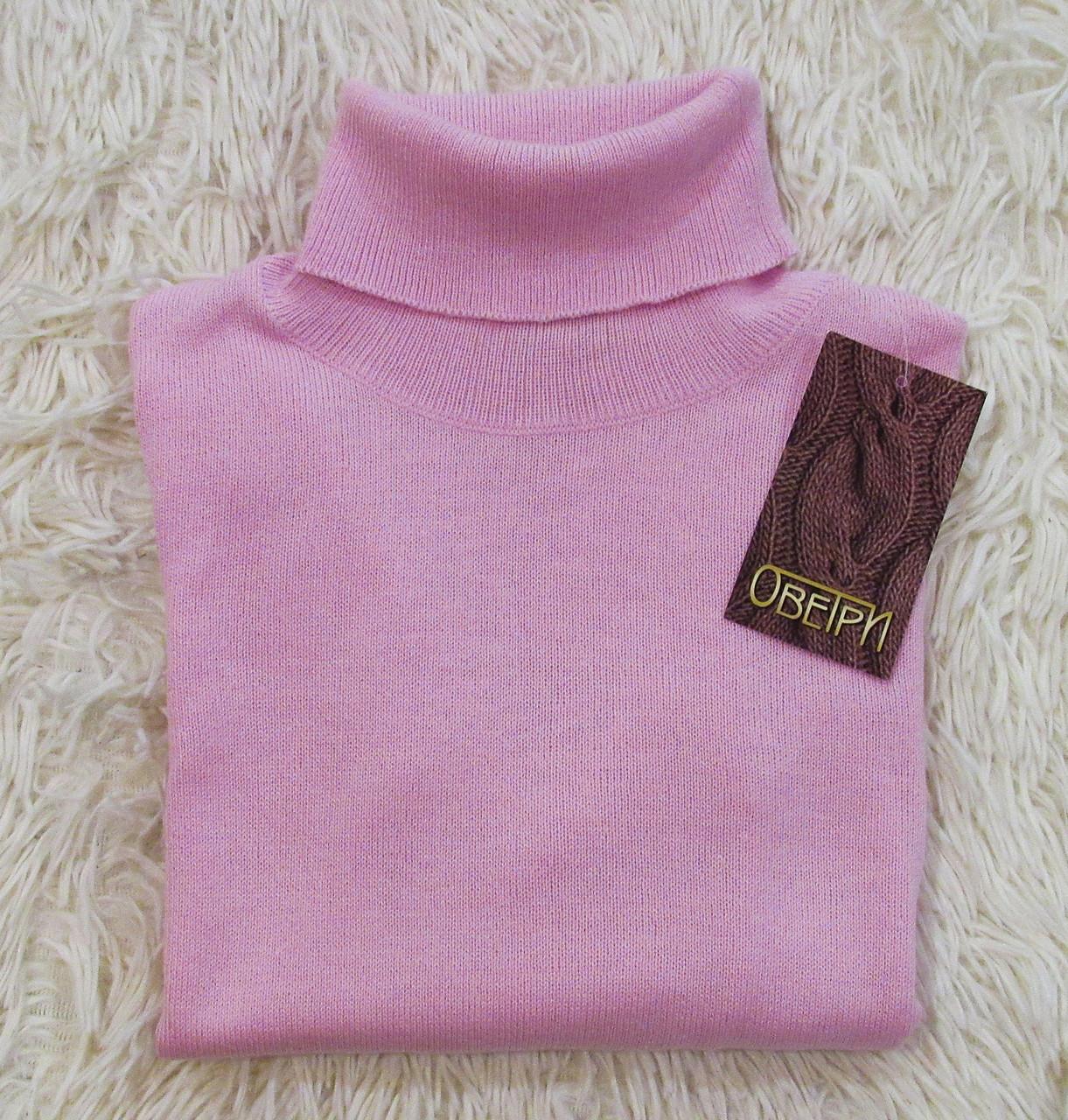 Легкий свитер для девочки