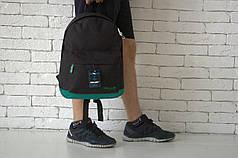Рюкзак Wallaby Black черный