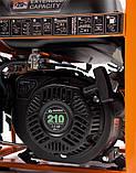 Газовый / бензиновый генератор DAEWOO GDA 3500DFE, фото 6
