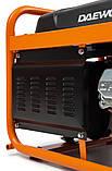 Газовый / бензиновый генератор DAEWOO GDA 3500DFE, фото 7
