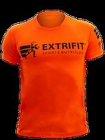 Футболки мужские Extrifit футболка оранжевая