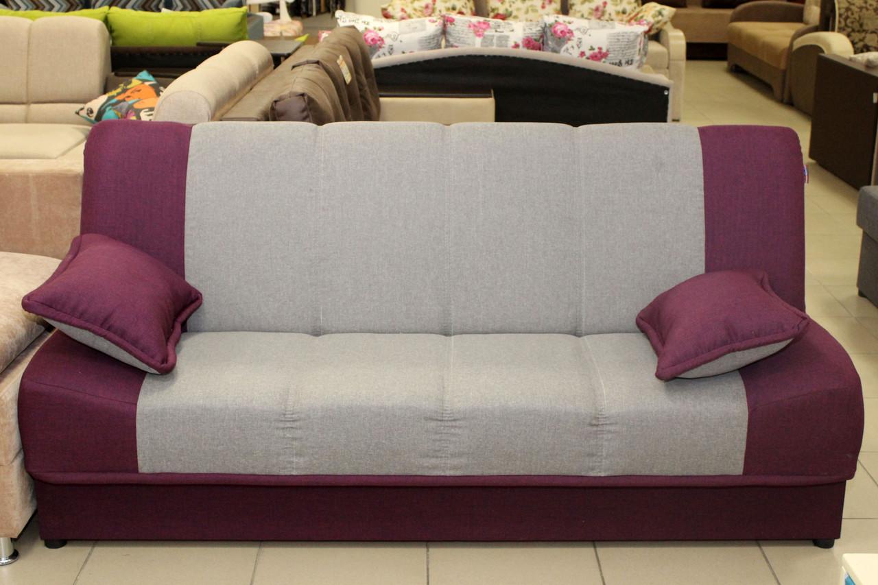 Раскладной диван с высокой спинкой