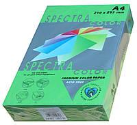 """Бумага офисная цветная """"Spectra color Parrot"""" 500 л. А4, 80 г/м2"""
