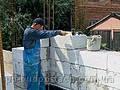 Строим из газобетона технология многоэтажного строительства в частном домостроении