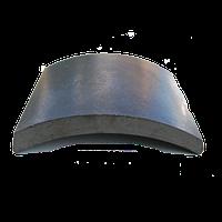 Накладка тормозная МАЗ-500 задняя
