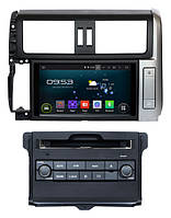 Штатная магнитола Toyota Land Cruiser 150 2010-2014 android 4.4.4 (AHR-2184) INCar