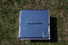 Коптильня горячего копчения из нержавеющей стали, фото 3