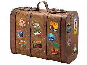 История возникновения чемоданов