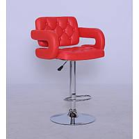 Стул барный хокер HC-8403 красный, фото 1