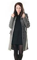 Пальто женское демисезонное Nexx графит