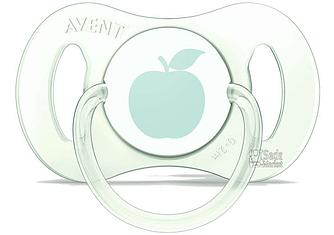 Пустышка для новорожденных Philips Avent Mini, 1 шт. (SCF151/00)