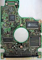 Плата HDD 20GB 4200rpm 2MB IDE 2.5 Hitachi IC25N020ATCS04-0 36H6062