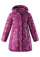 Зимнее пальто для девочки Lassie by Reima 721718-4801. Размеры 92 - 116, фото 1