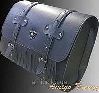 Изготовление сумок на мотоцикл