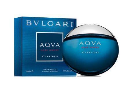 Bvlgari Aqva Pour Homme Atlantiqve мужская оригинальная туалетная вода 50 ml NNR ORGAP /3-23