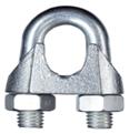 Зажим для троса DIN 741 М3-М30