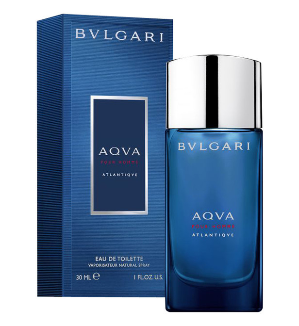 Bvlgari Aqva Pour Homme Atlantiqve мужская оригинальная туалетная