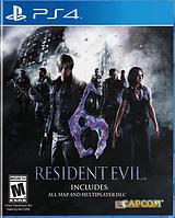 Resident Evil 6 PS 4 (204)