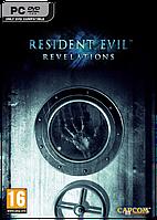 КЛЮЧ ДЛЯ Resident Evil: Revelations (871)