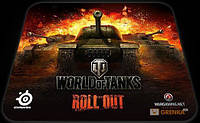 SteelSeries QcK World of Tanks Edition (1195)