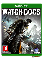 Watch Dogs XBOX ONE (1337)