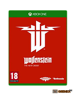 Wolfenstein: The New Order XBOX ONE (1353)