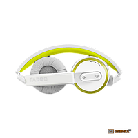 Rapoo Bluetooth Foldable Headset H6080 Yellow (1509)
