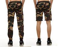 Камуфляжные штаны-трансформеры Ястреб