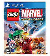 LEGO Marvel Super Heroes PS4 (1633)