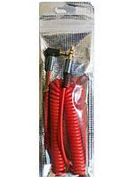 AUX кабель SPRING SP-206 AA красный