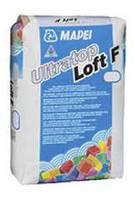 Цементний декоративний склад для підлоги і стін (крупнозерн.) ULTRATOP LOFT F. 20кг,колір натуральний.